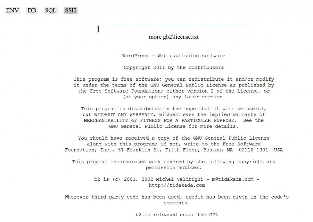 kctools_PHP_SSH